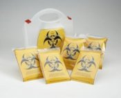 Biohazard Clean Up Kit (5 Applications)